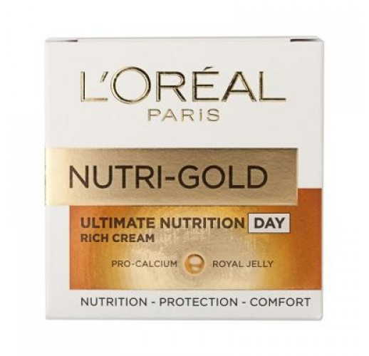 L'Oreal Paris RICH TEXTURE NUTRI GOLD