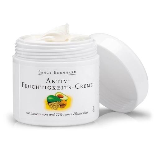 Content rich cream with avocado oil