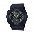 Casio Mens Digital Quartz Watch with Resin Strap GMA-S120MF-1AER