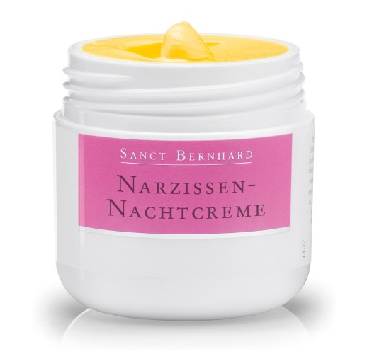 Sanct Bernhard,Narcissus Night Cream